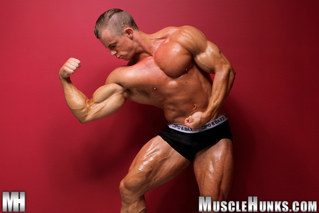 otto mann Muscle Hunks with Nice big Blond Cocks also from Live Muscle Show Webcam Bodybuilders Jack off