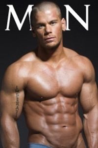 Manifest Men Naked Hung Muscle Bodybuilders Damon Danilo photo1 Manifest Men: The worlds hottest muscle guys