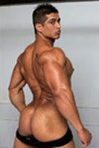 Pepe Mendoza thumb 011 Ripped Muscle Bodybuilder Strips Naked and Strokes His Big Hard Cock for at Muscle Hunks photo1 Muscle Hunks   Pepe Mendoza Gallery