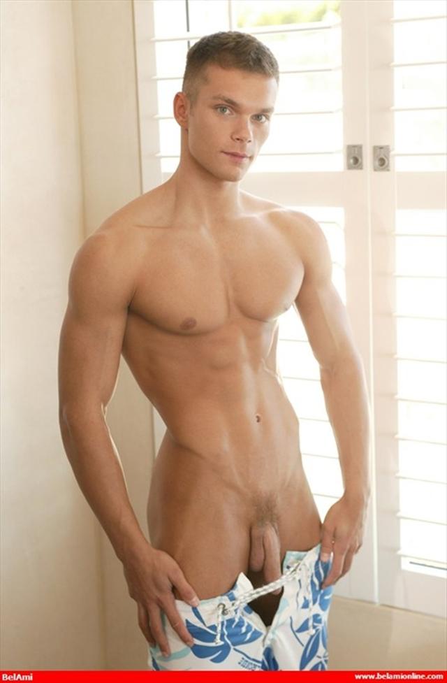 Young-naked-boy-Brian-Bennet-Belami-03-Twink-Strips-Naked-jerks-huge-hard-cock-photo