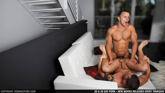 Hung jock Chris Tyler ass fucks hot bottom Shane Frost on the couch 05 Ripped Muscle Bodybuilder Strips Naked and Strokes His Big Hard Cock photo image1 Hot muscle jock Chris Tyler ass fucks bottom boy Shane Frost