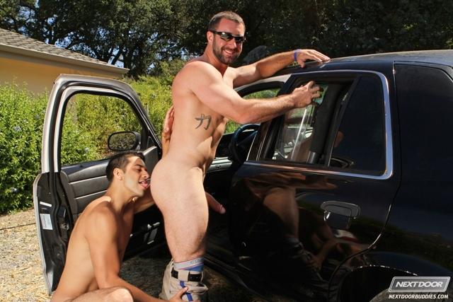Sexy-gay-cop-Vinny-Castillo-fucks-ass-of-Ray-Diaz-gay-sex-police-car-Next-Door-Buddies-07-photo