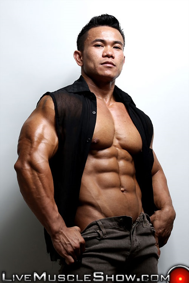 Asian Muscle Fuck 21