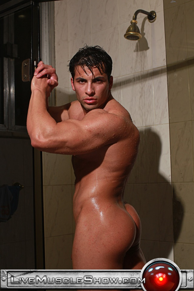Muscular Gay Porn Videos: Big boys with iron bodies and