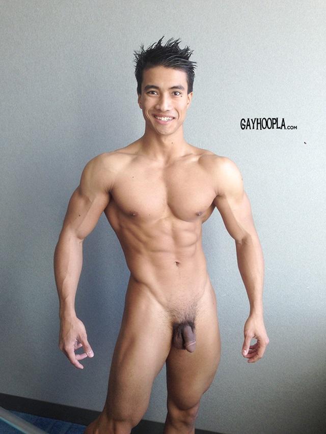 Ken Ott  Gay Porn Star Pics  Filipino Muscle Boy Huge -2828