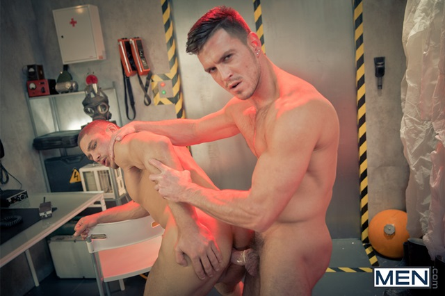 men  Paddy OBrian and Dato Foland