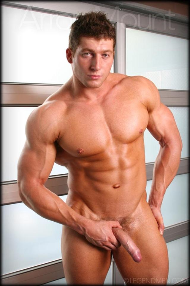 Aaron Mount  Legend Men Nude Bodybuilder  Gay Porn Pics  Videos-9433