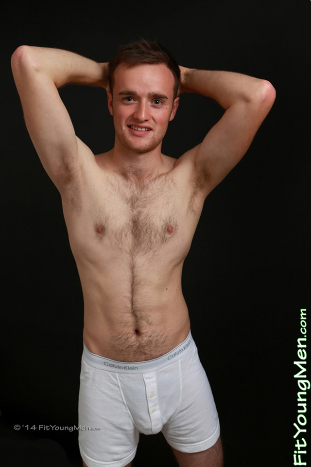 Armpit licking gay twink xxx bishop angus