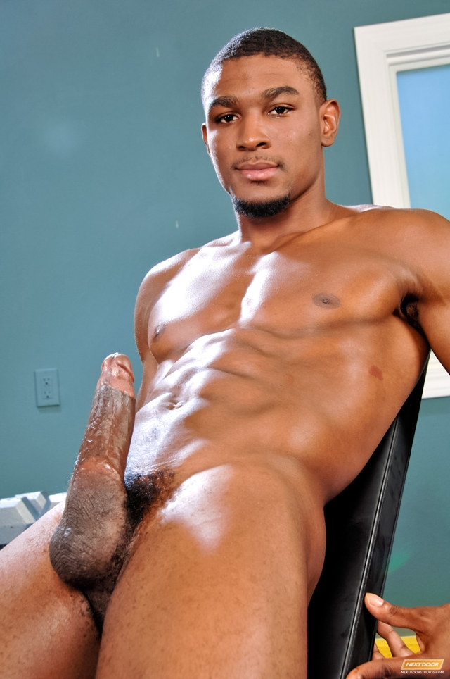 Atk Polish  Long Thick Black Cock  Gay Porn Pictures -1703