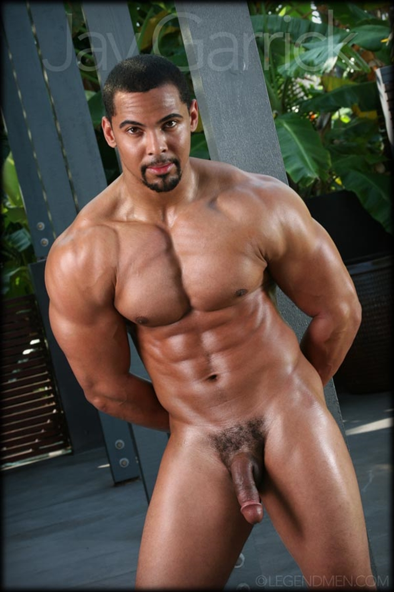 Jay Garrick  Legend Men  Big Black Muscle Dick  Naked -7156