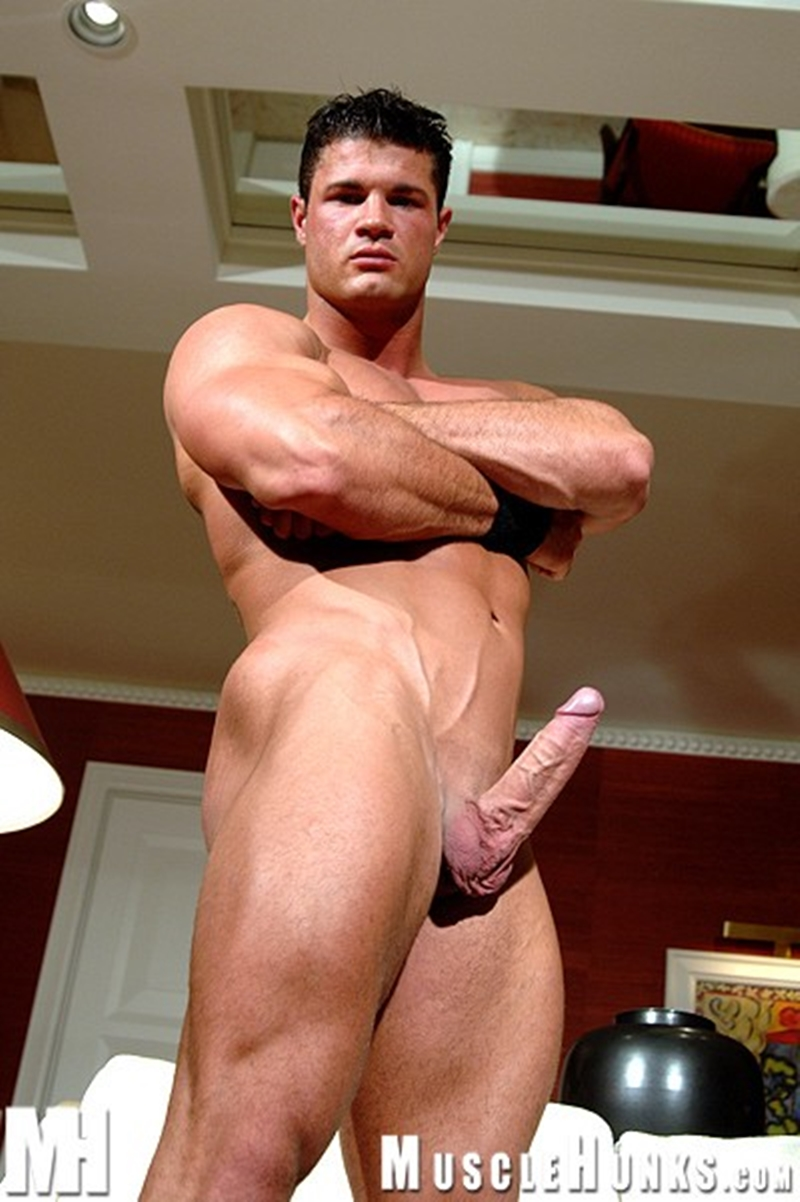 Kurt Beckmann  Naked Muscle Men  Naked Men Pics  Vids-4142
