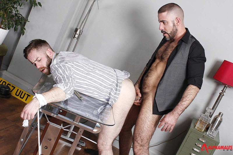 Alphamales Michel Rudin boss Alfie Stone suit underwear big cock fucked cum load tight hairy ass hole wanks 016 tube download torrent gallery sexpics photo Michel Rudin and Alfie Stone