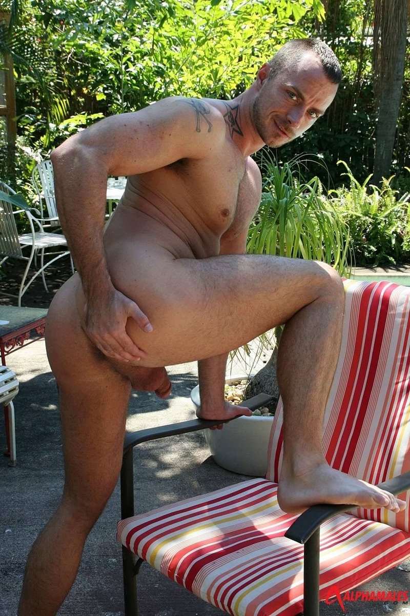 Alphamales Jessie Colter gay porn star young naked man cruising jerk off tight muscle body ripped stud 002 tube video gay porn gallery sexpics photo Jessie Colter beach bum bottom boy