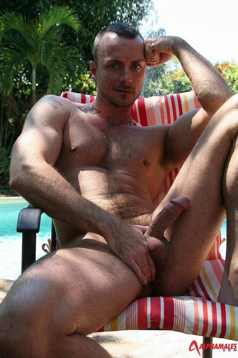 Alphamales Jessie Colter gay porn star young naked man cruising jerk off tight muscle body ripped stud 005 tube video gay porn gallery sexpics photo Jessie Colter beach bum bottom boy