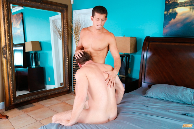 next door buddies  Connor Maguire fucks Drake Tyler
