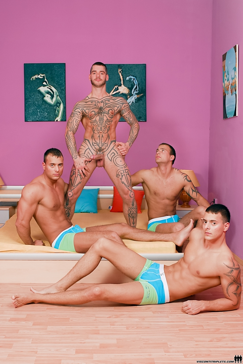 ViscontiTriplets-Visconti-Triplets-handsome-Joey-Jimmy-Jason-tattooed-Logan-McCree-eating-dicks-double-dildo-threesome-brother-002-gay-porn-video-porno-nude-movies-pics-porn-star-sex-photo