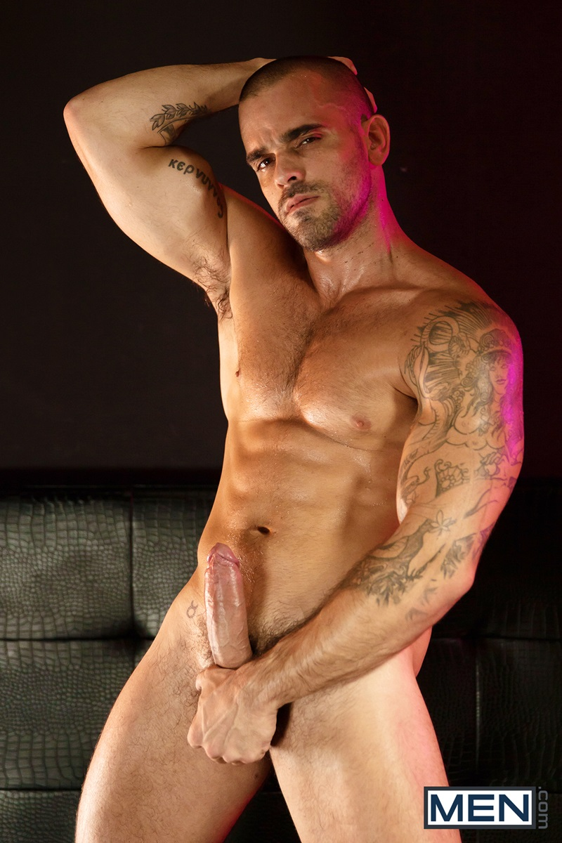 Steamy Fuck For Tattooed Guys