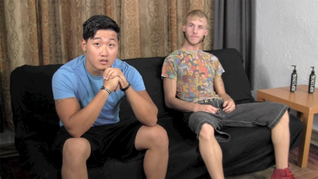 Aaron and Cody