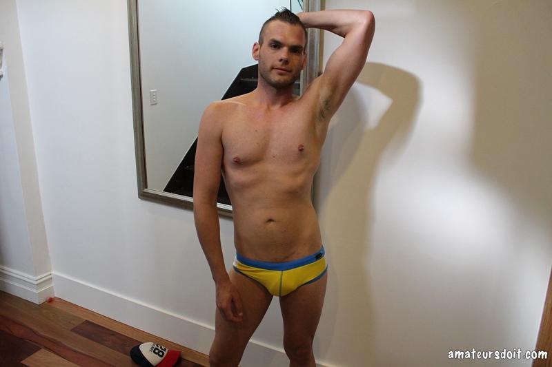 Cooper Leigh's Aussie underwear show