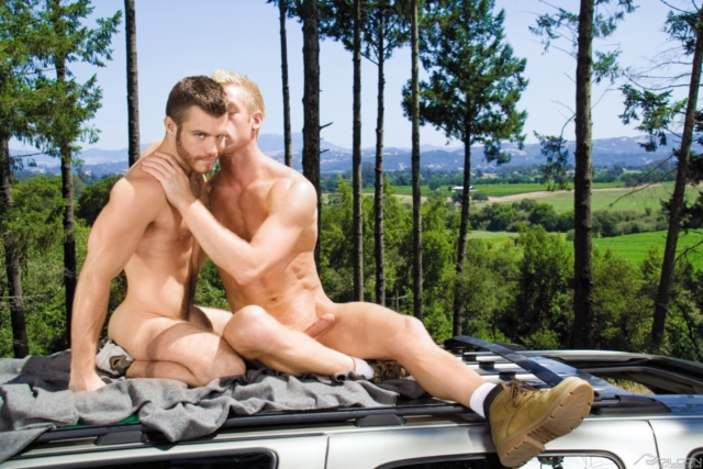 Nude gay man pics