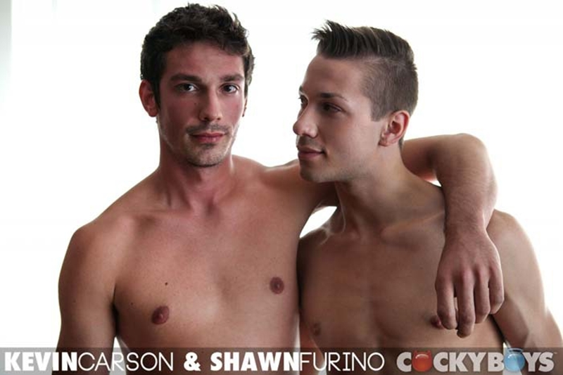 Kevin Carson and Shawn Furino