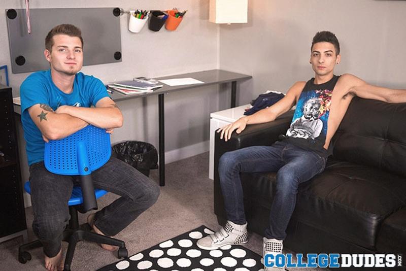 Roman Daniels and Tristan Stiles
