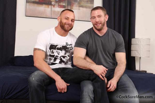 Derek Parker and Shay Michaels