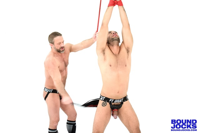 Dirk Caber and Leo Forte