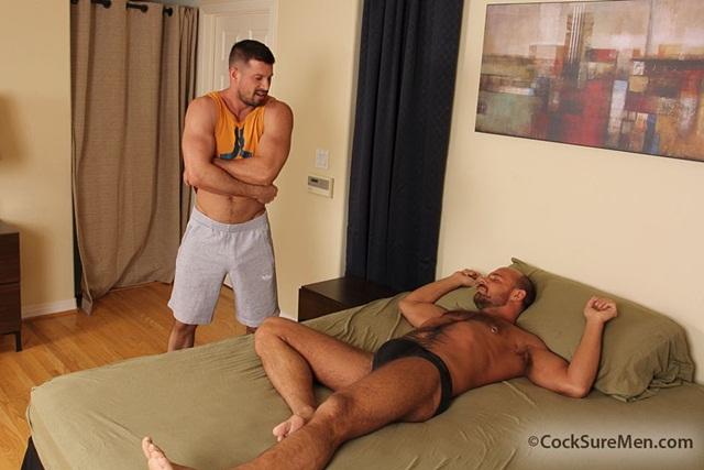 Jake Deckard and Kyle King at Cocksure Men