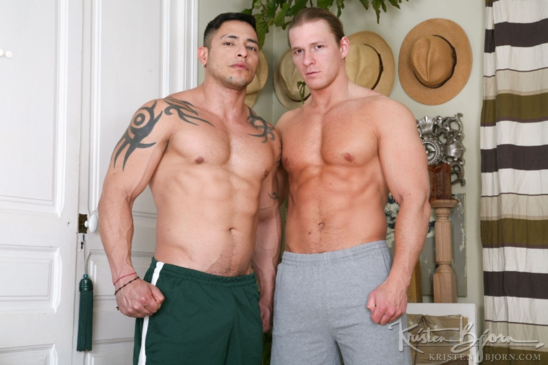 Julio Rey and David Kadera