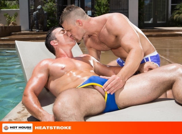 Landon Conrad and Jimmy Durano