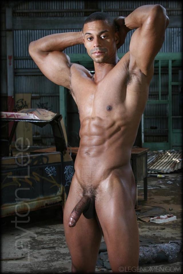 Layton Lee aka David Vance