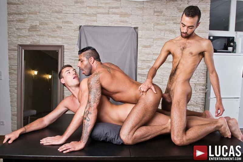 Alex Lopez, Fostter Riviera, Raul Korso and Theo Ford