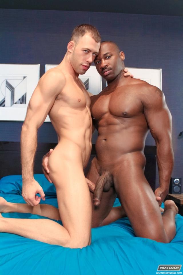 Marc Williams and Brandon Jones
