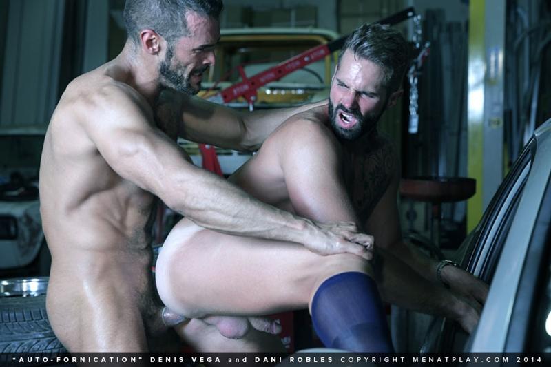 Dani Robles and Denis Vega