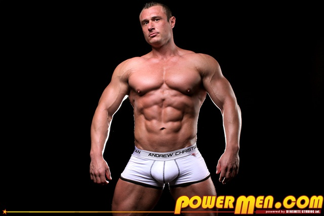 Muscle-hunk-Carl-Payne-at-Powermen-1-Ripped-Muscle-Bodybuilder-Strips-Naked-and-Strokes-His-Big-Hard-Cock-photo