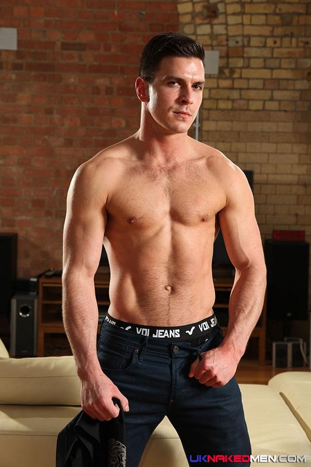 Paddy O'Brian at UK Naked Men