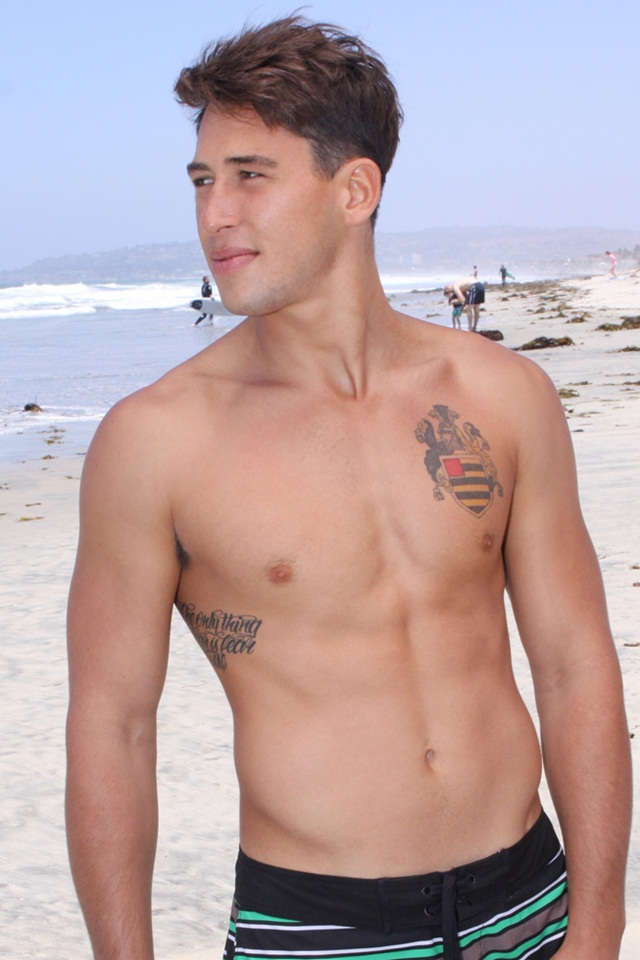 from Caleb naked american boys