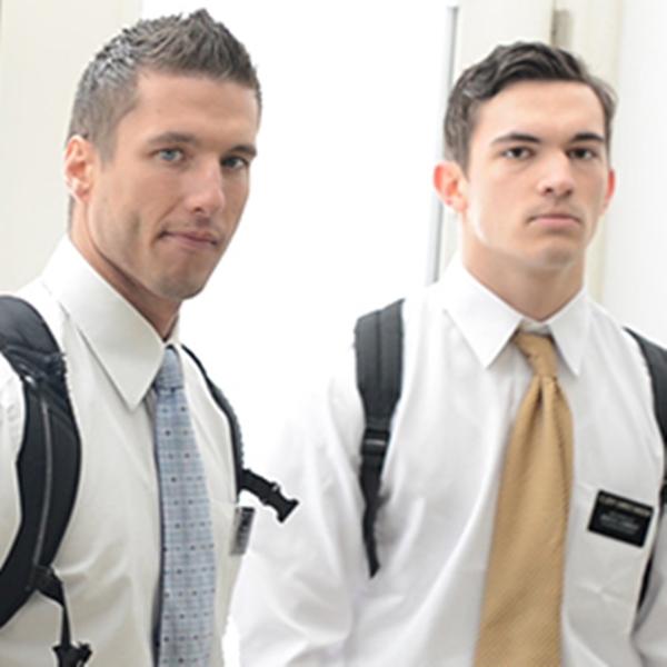 Sneak Peak Elder Hardt and Elder Miller