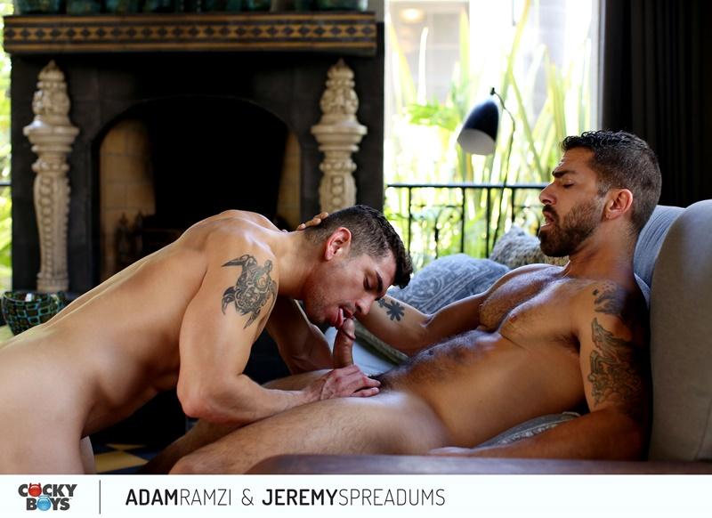 Adam Ramzi fucks Jeremy Spreadums