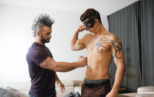 Manuel Deboxer casting Marc