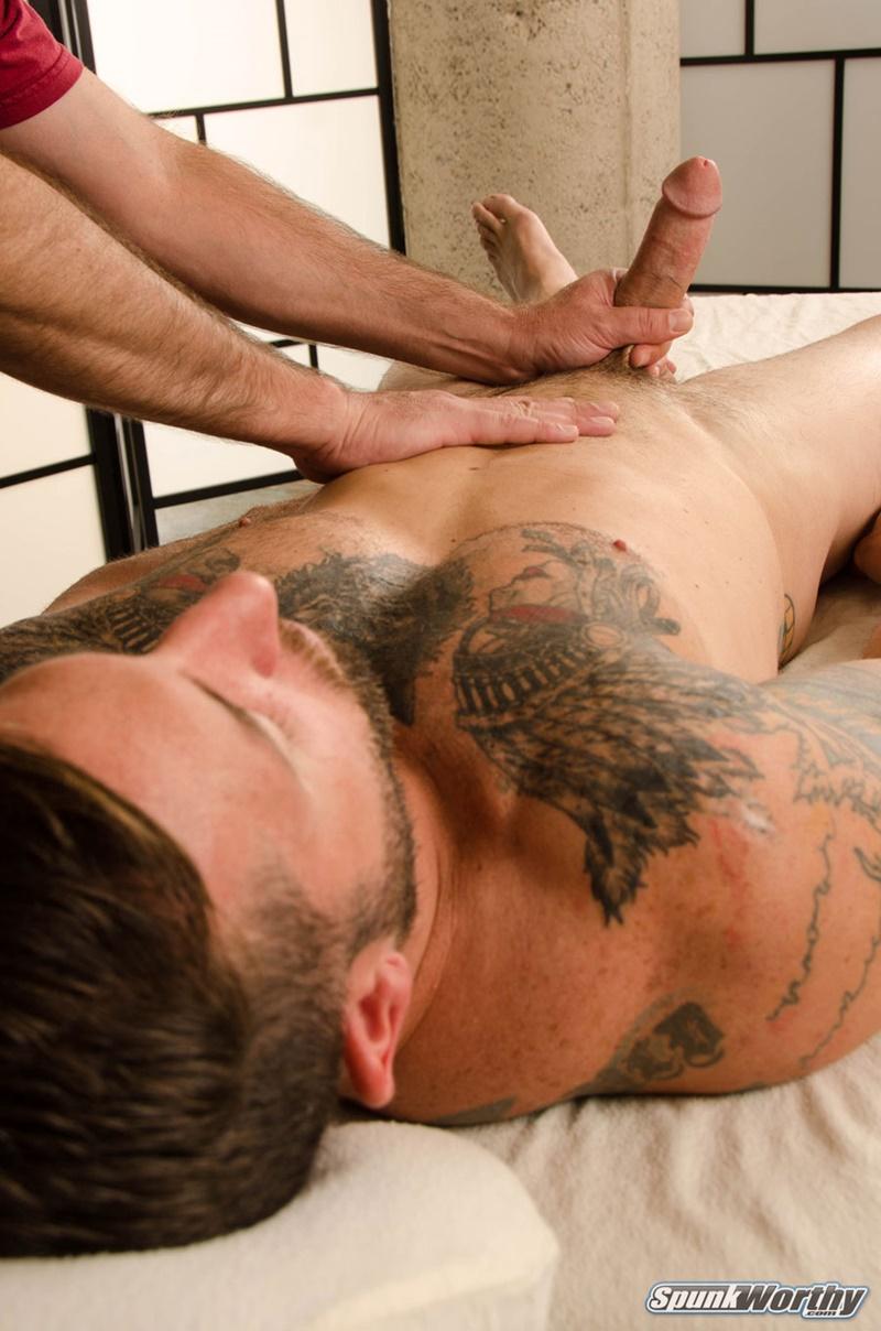Spunkworthy Drews Massage  Naked Man Blog-3202