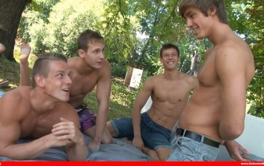 shoking gays