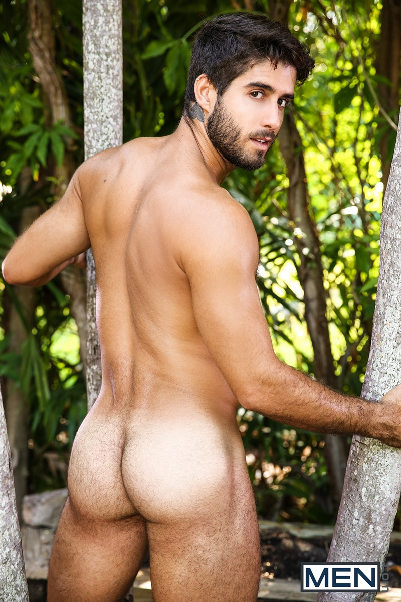 Hairy Chest Hunk Diego Sans And Dante Colle Hardcore Ass-6686