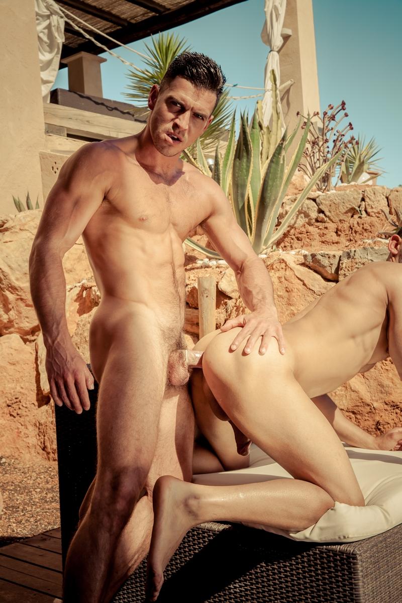 men  Paddy OBrian and Juan Lopez
