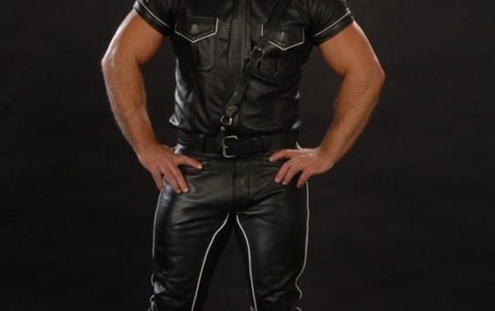 Samuel Colt tops Shay Michaels in Uniform Men at Colt Studios
