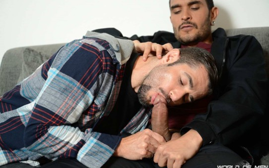Lucio Saints and Dean Monroe