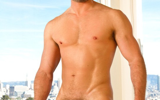 Brad Kalvo sucks and fucks sexy bearded muscle hunk Will Swagger