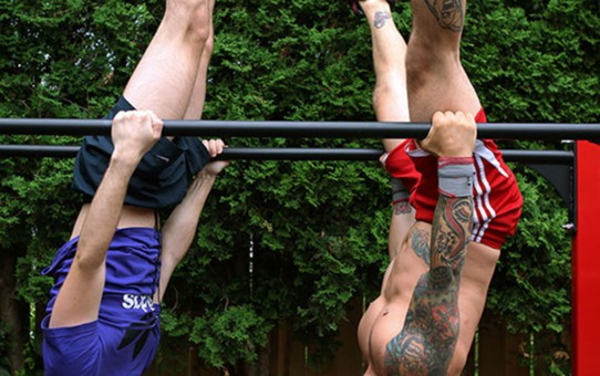 Pierre Fitch and Jaxon Radoc