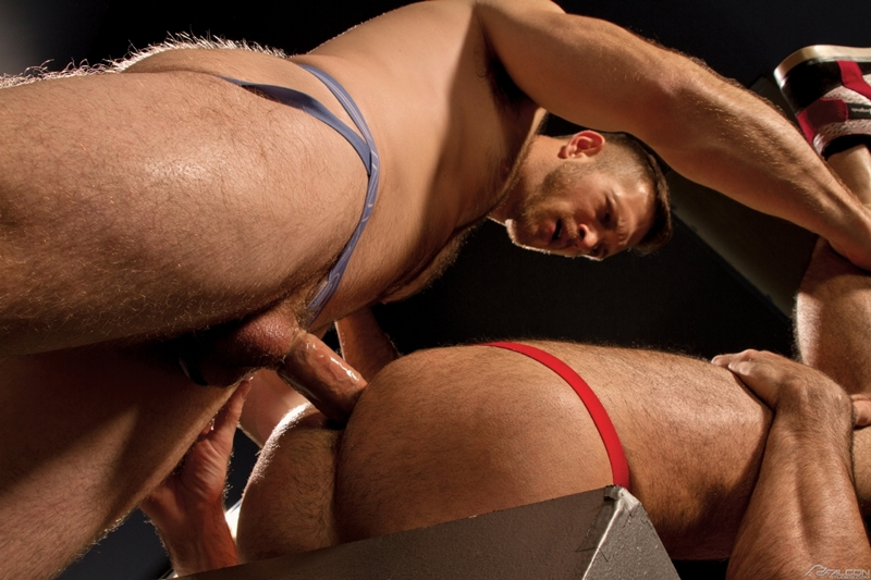 falcon studios  Paul Wagner and Billy Santoro